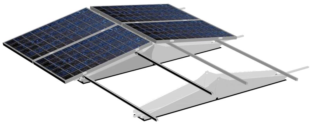 mogelijkheden voor het opstellen en bevestigen van zonnepanelen de groene energie maatschappij. Black Bedroom Furniture Sets. Home Design Ideas